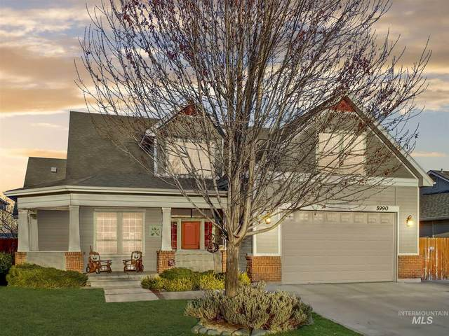 5990 S Dolomite Avenue, Boise, ID 83709 (MLS #98799425) :: Haith Real Estate Team