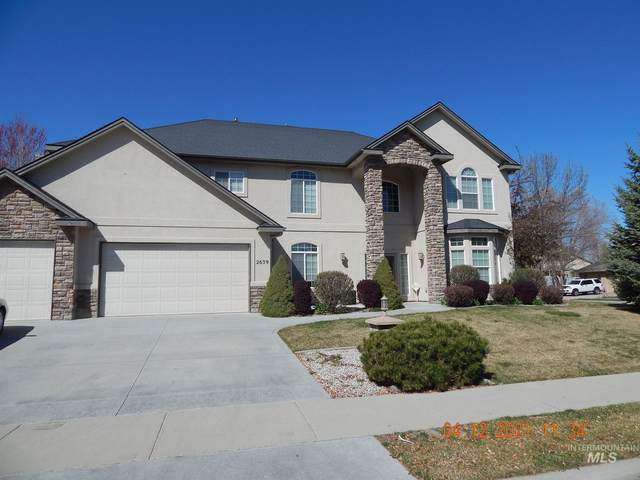 2639 S Bear Claw Way, Meridian, ID 83642 (MLS #98799434) :: Epic Realty