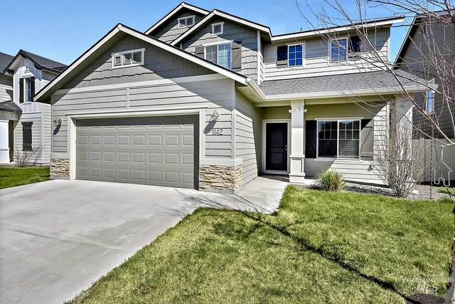 1142 W Flower Garden Street, Meridian, ID 83642 (MLS #98799443) :: Story Real Estate