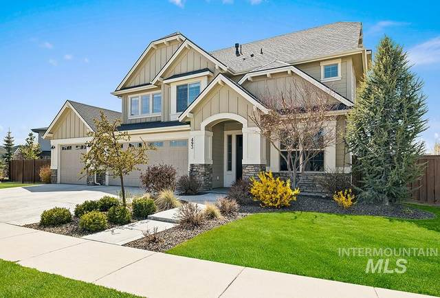 493 W Broderick Dr, Meridian, ID 83646 (MLS #98799455) :: Michael Ryan Real Estate