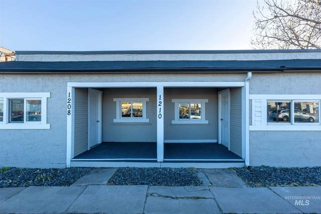 1208 First St. N, Nampa, ID 83687 (MLS #98799462) :: Boise Valley Real Estate