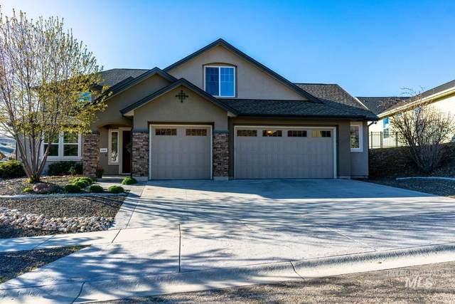 18583 N Goldenridge Pl, Boise, ID 83714 (MLS #98799489) :: The Bean Team