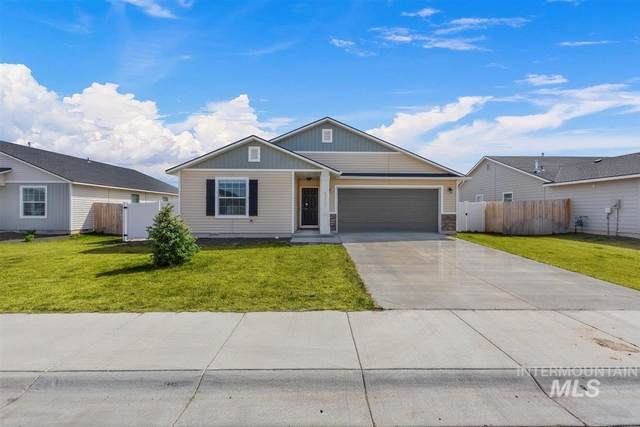4312 Newbridge St, Caldwell, ID 83607 (MLS #98799492) :: Jon Gosche Real Estate, LLC