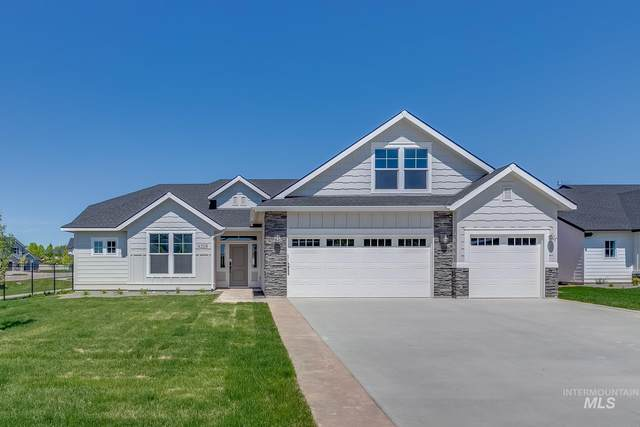 5495 N Willowside Ave, Meridian, ID 83646 (MLS #98799494) :: New View Team