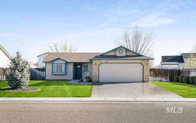 524 Stony Meadow Drive, Nampa, ID 83686 (MLS #98799521) :: Jon Gosche Real Estate, LLC