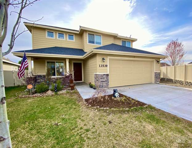 13539 S Greybull.  St., Nampa, ID 83651 (MLS #98799528) :: Boise Valley Real Estate