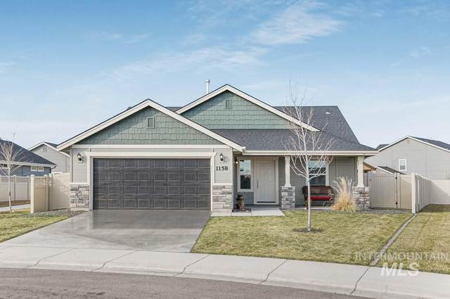 1158 E Firestone Dr, Kuna, ID 83634 (MLS #98799532) :: Michael Ryan Real Estate