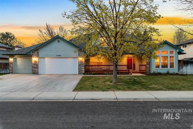 1328 E Kite St., Eagle, ID 83616 (MLS #98799533) :: Boise Valley Real Estate