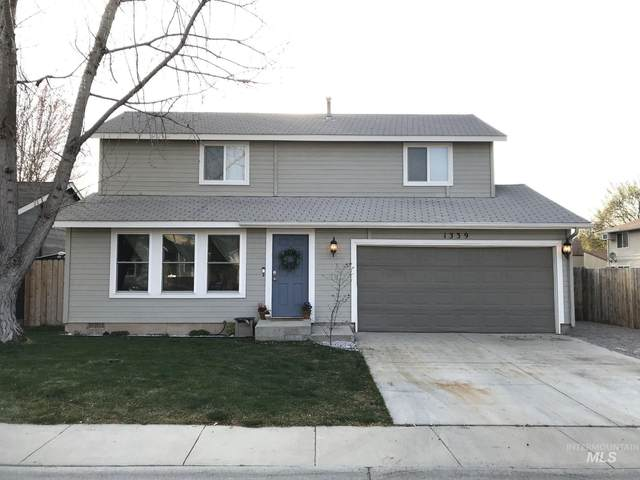 1339 W Sandalwood Dr, Meridian, ID 83646 (MLS #98799538) :: Boise Valley Real Estate
