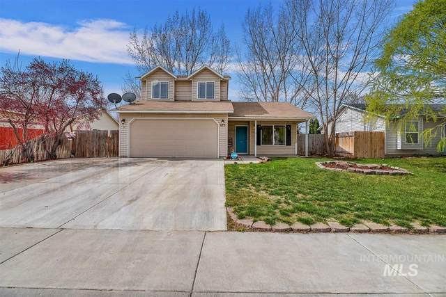 615 E Trail Creek Drive, Nampa, ID 83686 (MLS #98799548) :: Boise Valley Real Estate