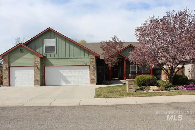 9724 Mossy Cup, Boise, ID 83709 (MLS #98799549) :: Boise Valley Real Estate