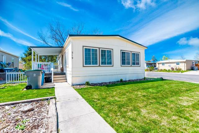 519 Meadowland Dr, Boise, ID 83713 (MLS #98799550) :: Epic Realty
