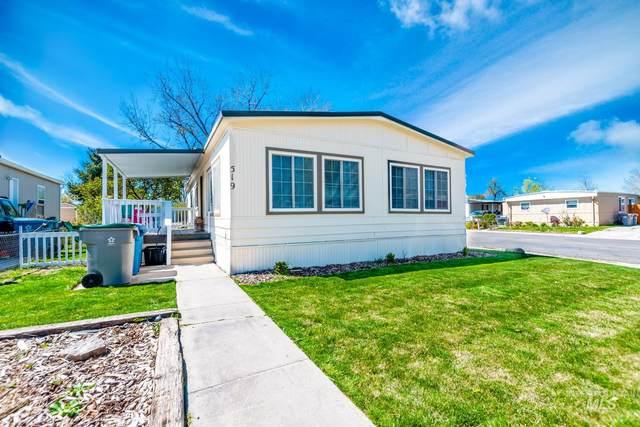 519 Meadowland Dr, Boise, ID 83713 (MLS #98799550) :: Minegar Gamble Premier Real Estate Services