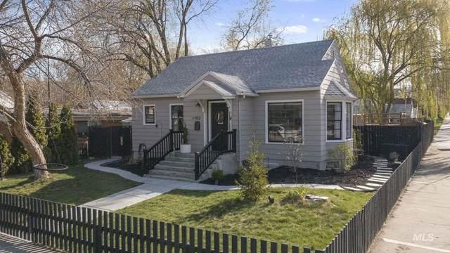 1702 N 15th, Boise, ID 83702 (MLS #98799557) :: Boise Valley Real Estate