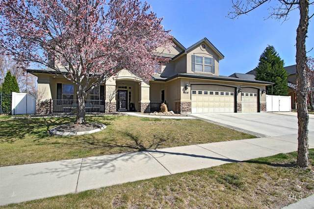 456 W Bear Track Dr, Meridian, ID 83642 (MLS #98799558) :: Epic Realty