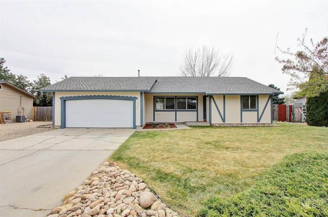 10135 W Canterbury Dr, Boise, ID 83704 (MLS #98799568) :: Shannon Metcalf Realty