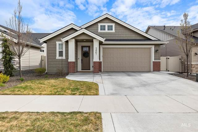 3461 E Girdner Dr, Meridian, ID 83642 (MLS #98799587) :: Boise Valley Real Estate