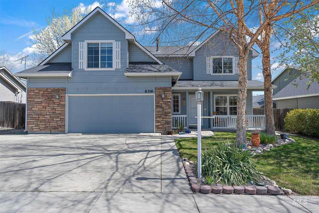 6316 S. Moon Place, Boise, ID 83709 (MLS #98799588) :: Boise Valley Real Estate