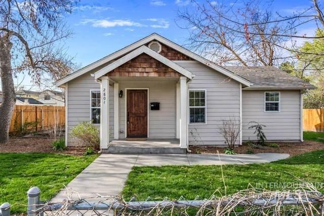 2801 W Stewart Ave, Boise, ID 83702 (MLS #98799590) :: Boise River Realty