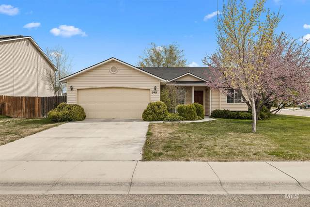 5401 Barkley Way, Caldwell, ID 83607 (MLS #98799596) :: Boise River Realty