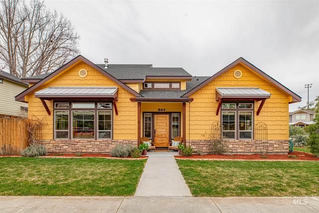 864 N River Path Ln, Boise, ID 83713 (MLS #98799601) :: Boise Valley Real Estate