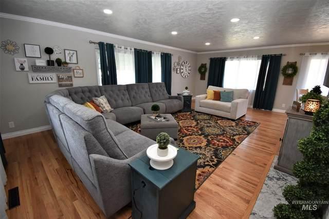 2715 Sunset Drive, Lewiston, ID 83501 (MLS #98799604) :: Michael Ryan Real Estate