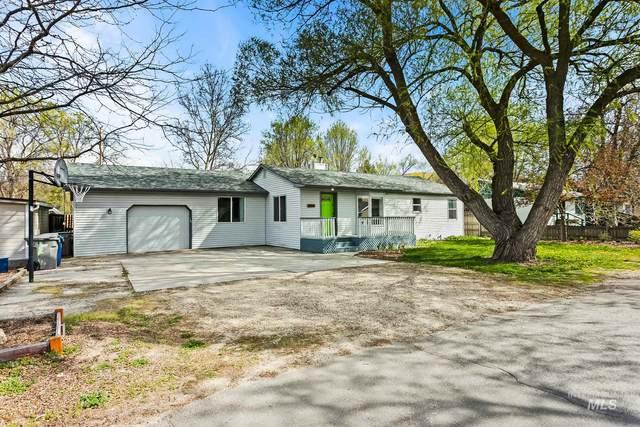3314 W Hansen Ave, Boise, ID 83703 (MLS #98799607) :: Adam Alexander