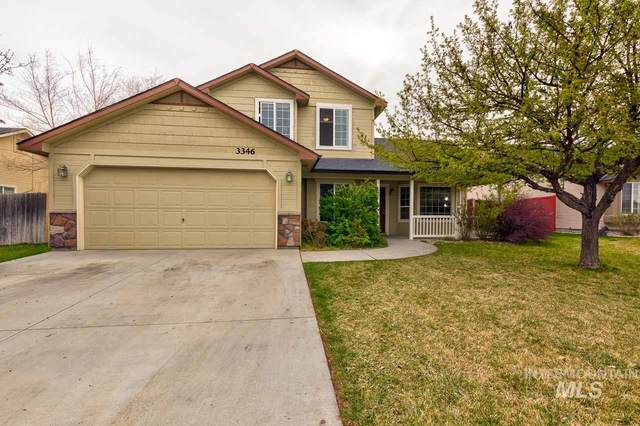 3346 S Wood River Ave, Nampa, ID 83686 (MLS #98799608) :: Team One Group Real Estate