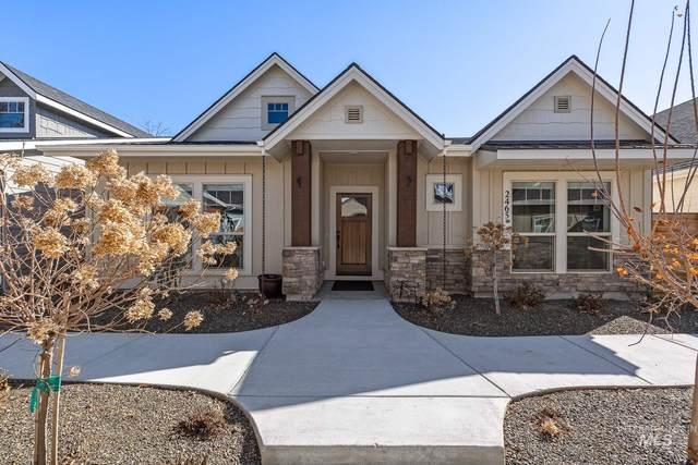2465 N Birchgrove Lane, Boise, ID 83703 (MLS #98799625) :: Boise River Realty