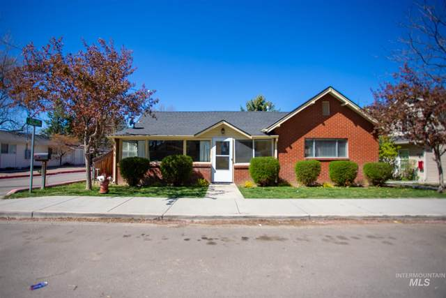 2267 S Hervey St., Boise, ID 83705 (MLS #98799633) :: The Bean Team