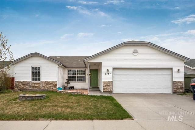 1431 Atlantic St, Twin Falls, ID 83301 (MLS #98799639) :: Michael Ryan Real Estate
