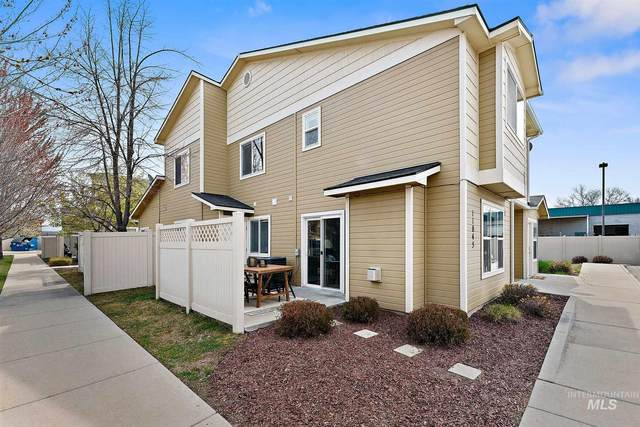 11045 W Garverdale Ln #103, Boise, ID 83713 (MLS #98799642) :: Full Sail Real Estate