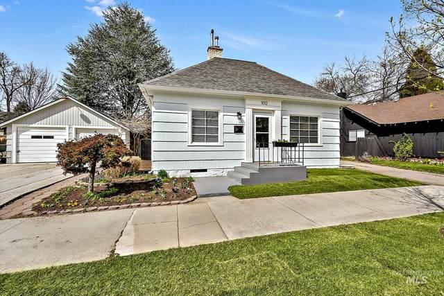 1012 W Sherman St., Boise, ID 83702 (MLS #98799654) :: Boise River Realty