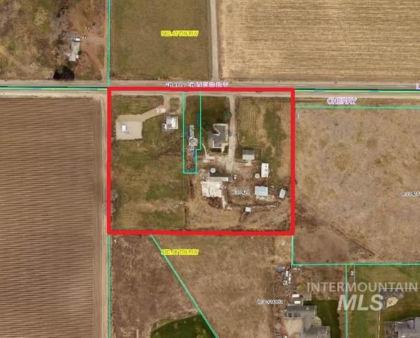 4177 - 4183 Cherry Ln, Nampa, ID 83687 (MLS #98799658) :: Michael Ryan Real Estate