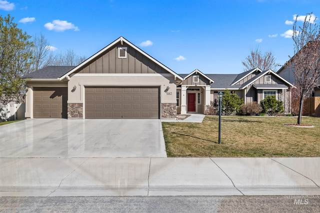 582 W Great Basin Drive, Meridian, ID 83646 (MLS #98799663) :: Michael Ryan Real Estate