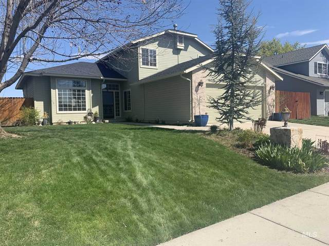 1528 Falconrim Ct, Eagle, ID 83616 (MLS #98799664) :: Full Sail Real Estate