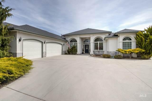 2245 E Horse Creek Court, Meridian, ID 83642 (MLS #98799676) :: Michael Ryan Real Estate