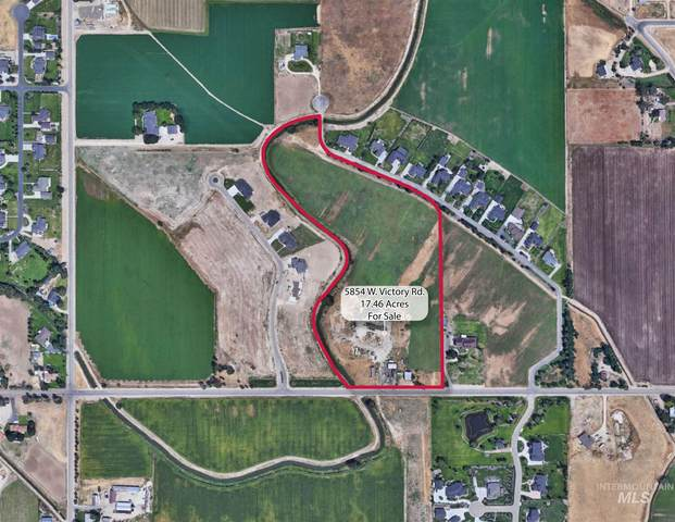 5854 W Victory Rd., Nampa, ID 83687 (MLS #98799679) :: Shannon Metcalf Realty