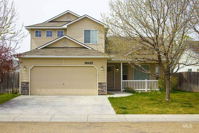 18425 Viceroy Place, Nampa, ID 83687 (MLS #98799684) :: New View Team