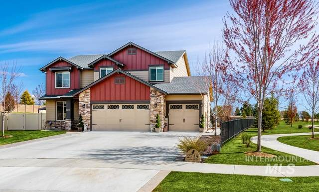 2715 E Snocreek Dr, Eagle, ID 83616 (MLS #98799685) :: Haith Real Estate Team
