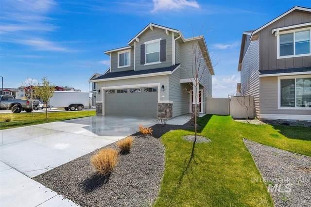 3765 W Peak Cloud Ct, Meridian, ID 83642 (MLS #98799693) :: Michael Ryan Real Estate