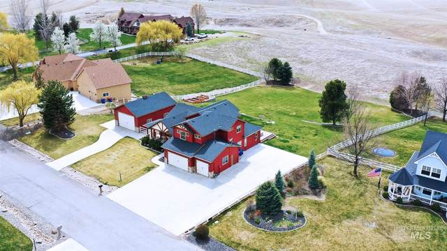 5233 N High Prairie Place, Star, ID 83669 (MLS #98799695) :: Full Sail Real Estate