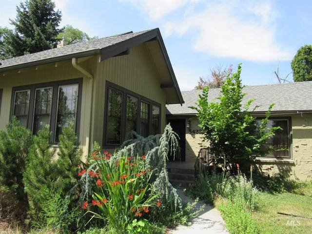 5422 W Bloom, Boise, ID 83703 (MLS #98799698) :: City of Trees Real Estate
