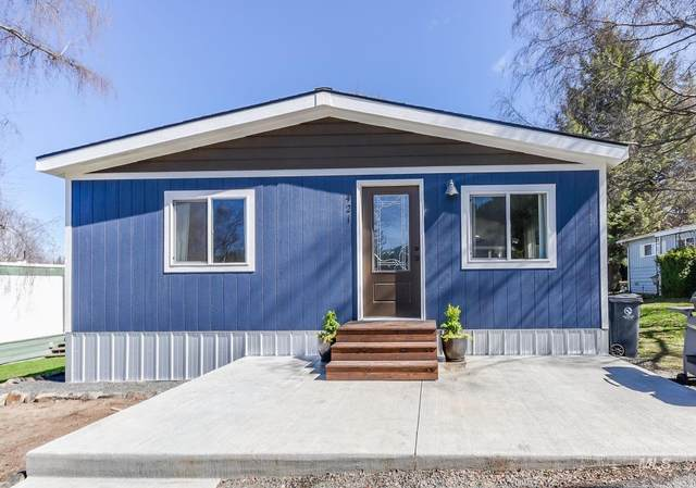 411 N Almon St #421, Moscow, ID 83843 (MLS #98799721) :: Boise River Realty