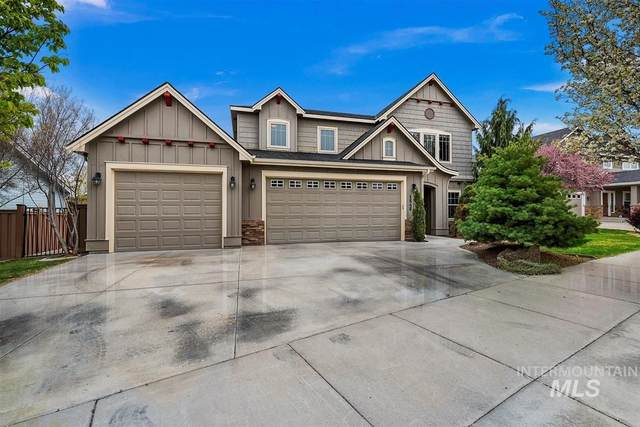 4848 S Mausell Way, Boise, ID 83709 (MLS #98799754) :: Team One Group Real Estate