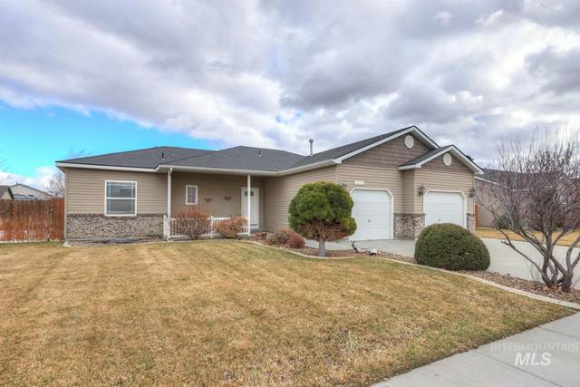 470 NW Mallard Ave, Mountain Home, ID 83647 (MLS #98799757) :: Juniper Realty Group