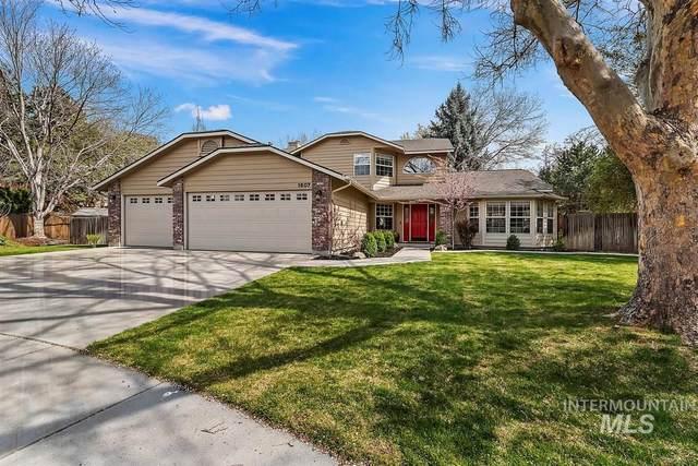 1607 E Regatta Court, Boise, ID 83706 (MLS #98799762) :: Epic Realty
