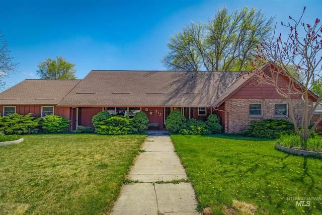 317 W 12th, Emmett, ID 83617 (MLS #98799769) :: City of Trees Real Estate