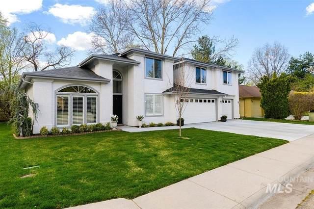 467 E Provident Dr, Boise, ID 83706 (MLS #98799772) :: Boise River Realty