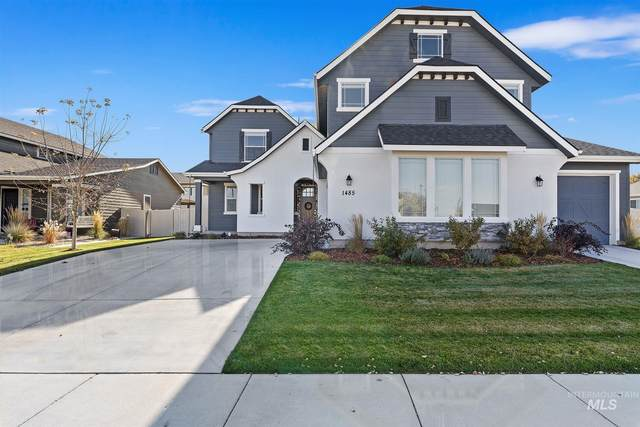 1485 W Aspen Cove Dr., Meridian, ID 83642 (MLS #98799779) :: The Bean Team